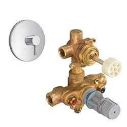Thermostatic Valves and Trims