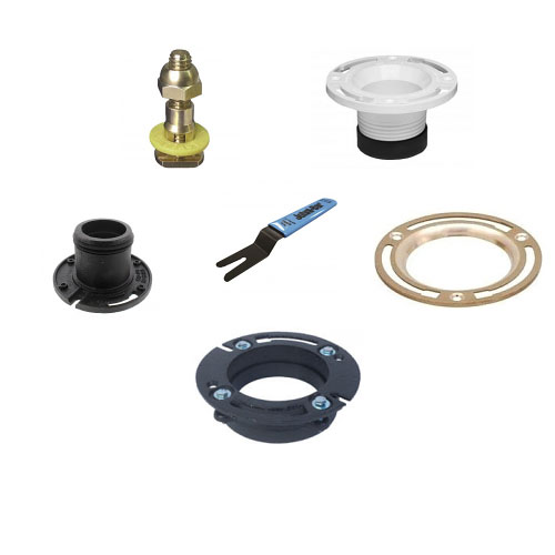 Toilet Flanges & Gaskets
