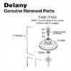 Delany Replacement Parts