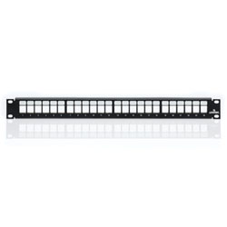 Leviton, QuickPort Patch Panel, 49255-H24