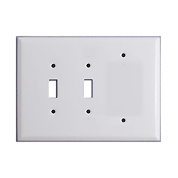 3 Switch Plate Extraordinary 86533  Metal Plates  Wall Plates  Mrsupply Design Inspiration