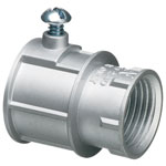 Arlington, Zinc Combination Coupling, EMT to Rigid, 2410