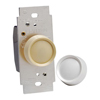 Leviton, Trimatron 600W Incandescent Rotary Dimmer, 6681-IW