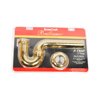 Brass Craft, 1-1/2 in. x 1-1/2 in. Tubular P-Trap, BC7111 BRL