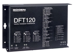 Bogen DFT120 Digital Feedback Terminator. DIGITAL FEEDBACK TERMINATOR AV-ACC.