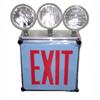 Encore Lighting, Exit Emergency Combo, LC8-3-4X