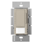 Lutron, Maestro CFL Dimmer with Occupancy Sensor, MSCL-OP153M-TP
