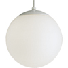Progress Lighting, Wht 1-lt Pendant, P4402-29