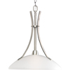 Progress Lighting, Westin BrsNckl 1-lt Pendant, P5112-09