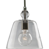 Progress Lighting, PolNick 1-lt Pendant, P5184-104