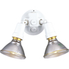 Progress Lighting, Wht 2-lt WallLntrn, P5207-30