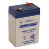 Approved Vendor, Rechargeable Sealed Lead - Acid Battery, RB640