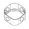 Raco 111, Steel Octagon Box Extension Rings