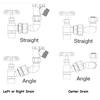 Watts, KA2-BD, Intelliflow Retrofit Kit for Straight or Angle Shutoffs