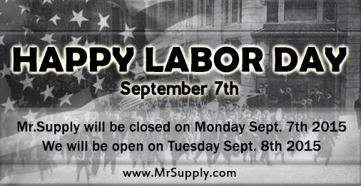 Labor day notification