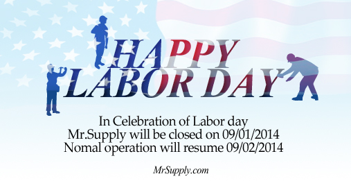 LABOR DAY CLOSE