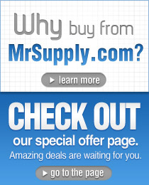 Why buy from MrSupply.com?